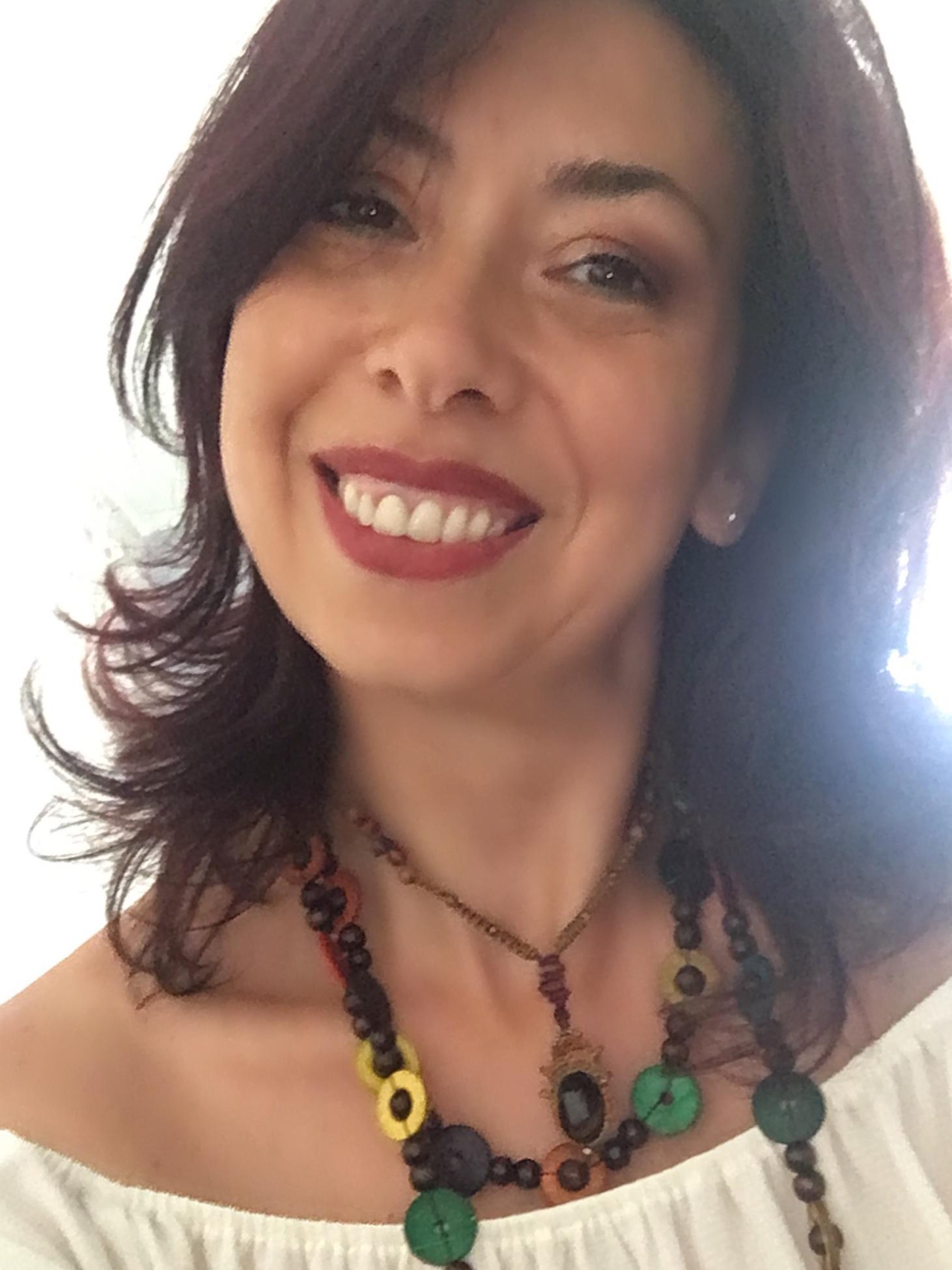 Cinzia Montesanti- REIKI MASTER AND TEACHER